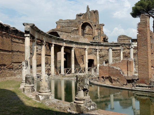 Hadrian S Villa Tour From Rome